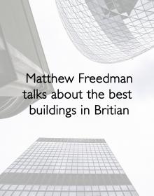 Matthew Freedman talks about Best Buildings Britain