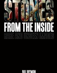 Interview.com featured The Rolling Stones new book Stones from the Inside