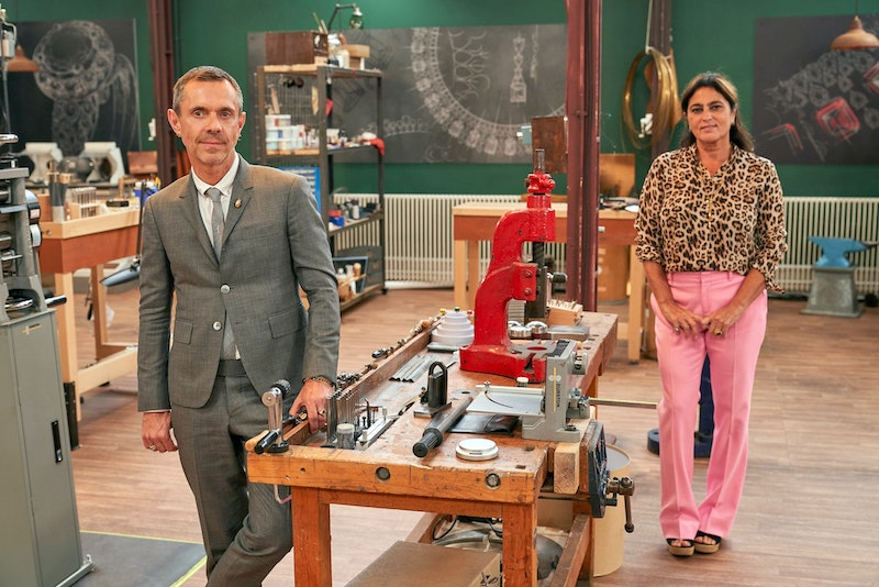 Judges on 'All That Glitters' Shaun Leane and Solange Azagury-Partridge