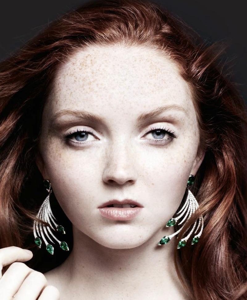 Shaun Leane 'Majestic Grassland' earrings