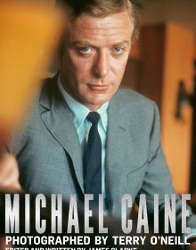 Michael Caine by Terry O'Neill
