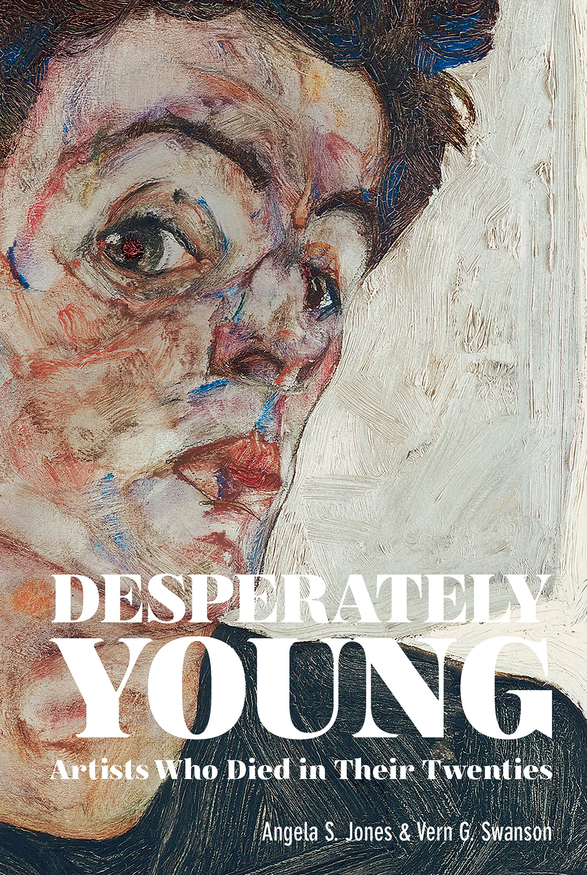 Desperately Young - first book (ACC Art Books) to celebrate great artists who died before their time.