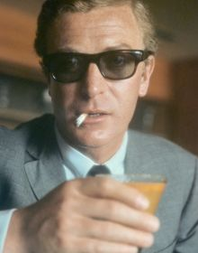 Photographs of Michael Caine from the camera of Terry O'Neill CBE (ACC Art Books)