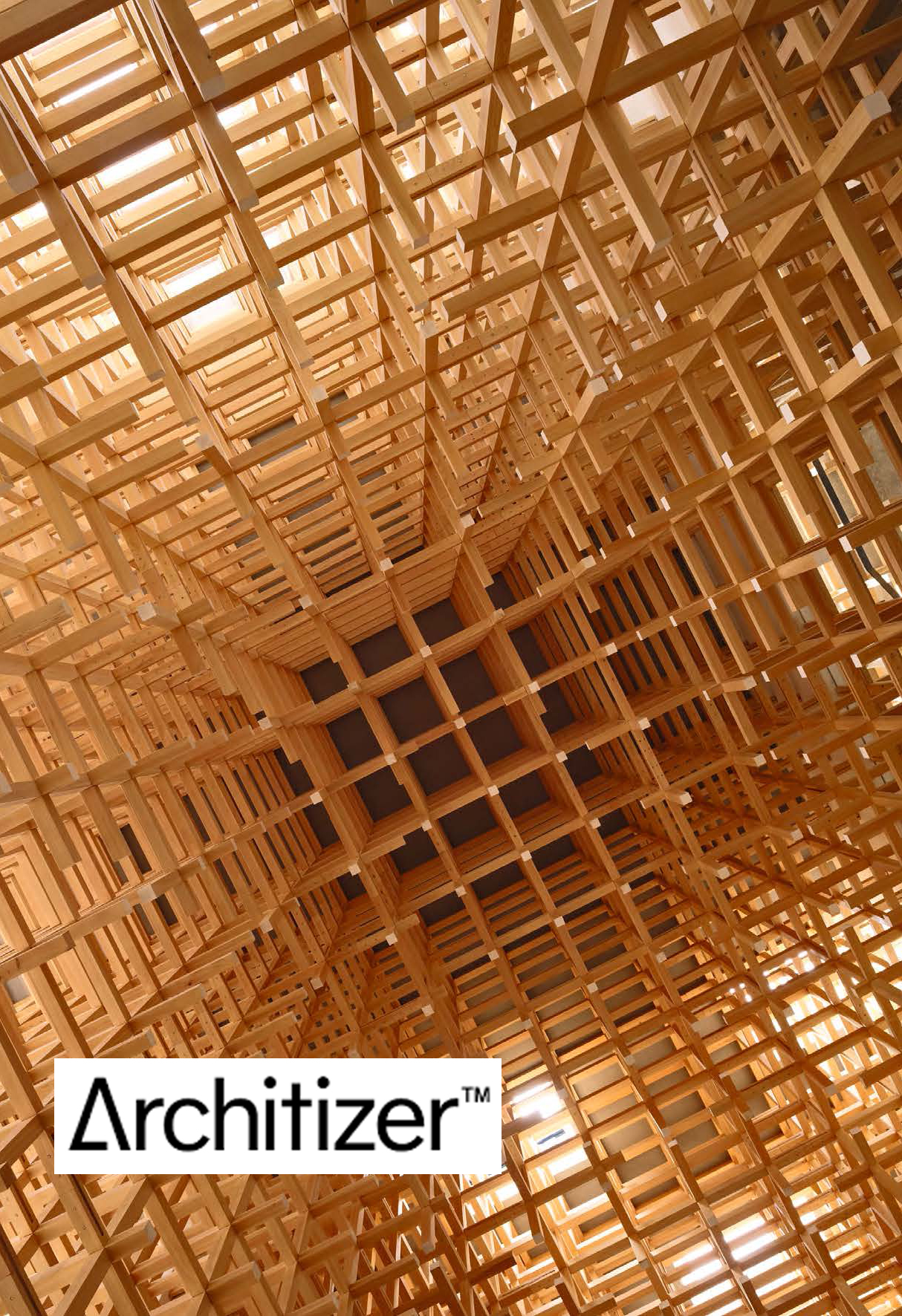 Quintessential architect who is often ranked among other esteemed architects - his work detailed here in Kengo Kuma Topography