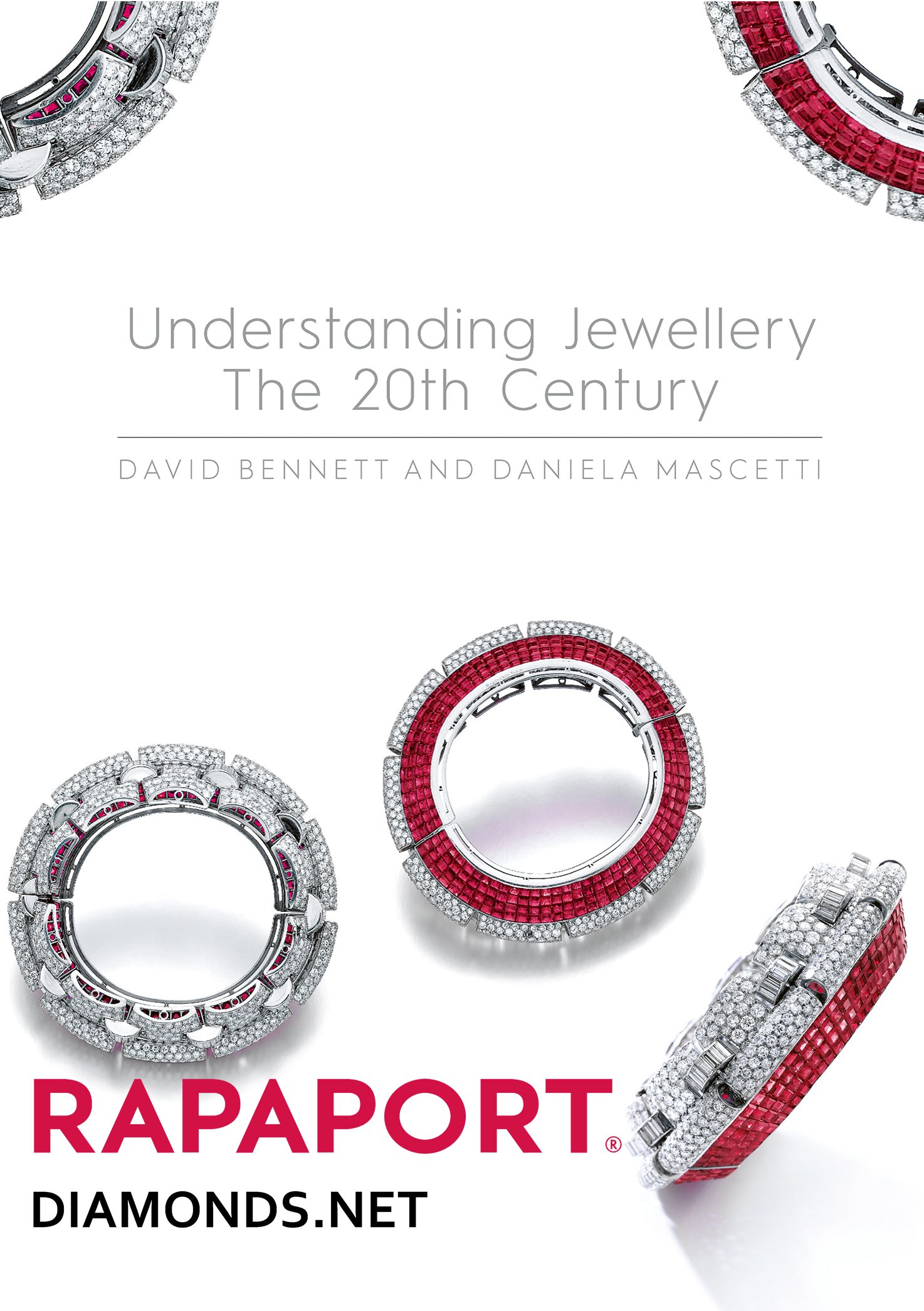 Understanding Jewellery is a new reference work on 20th century jewellery, providing a detailed history of jewellery design and development from 1900 to 2000