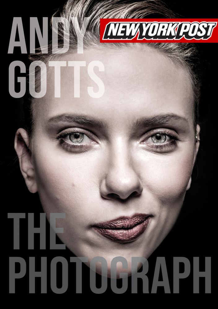 For the first time Andy Gotts reveals the incredible depth of his archive, showing his most famous portraits and many rare images alongside