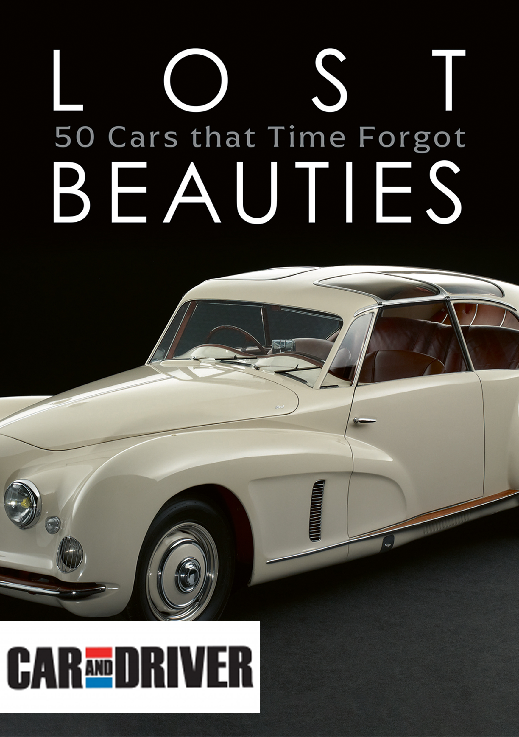 Fifty exquisite classic cars, perfectly staged by photographer Michel Zumbrunn, and 50 fascinating stories, recounted by classic car expert Axel E. Catton. Text in English and German.