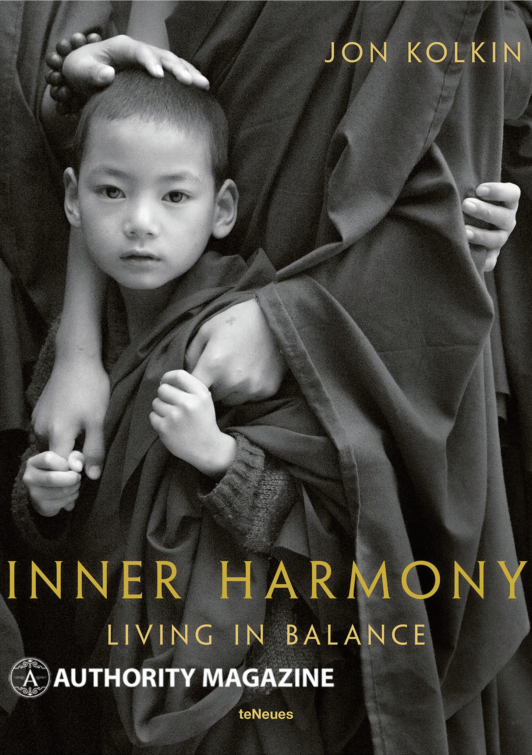 Inner Harmony: For 12 years, photographer Jon Kolkin travelled to Buddhist centres across Asia, capturing the everyday life of monks and nuns on camera.