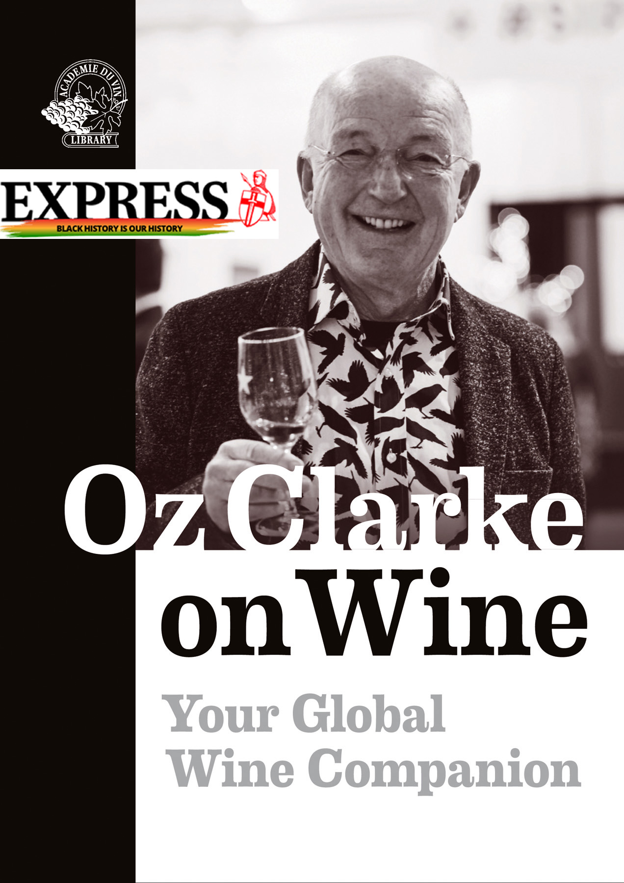 Oz Clarke's most authoritative and definitive, yet also his most personal wine book ever. This book, and Oz, really are your personal wine guides.