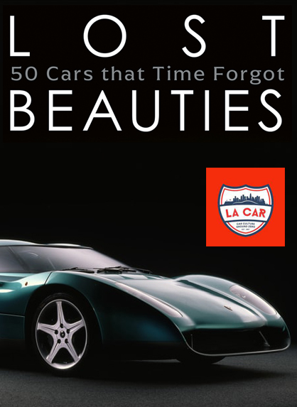 Lost Beauties presents fifty exquisite classic cars, perfectly staged by photographer Michel Zumbrunn, and 50 fascinating stories, recounted by classic car expert Axel E. Catton
