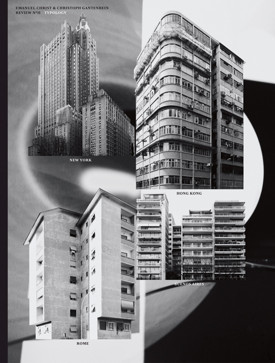 Typology - Hong Kong, Rome, New York, Buenos Aires