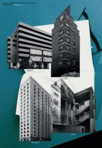 Typology 2 - Paris, Delhi, Sao Paulo, Athens. Review No. III
