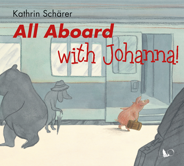 All Aboard with Joanna!