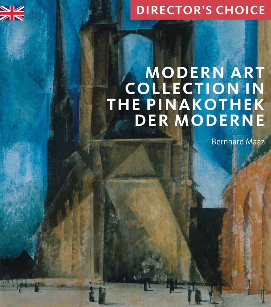 Modern Art Collection in the Pinakothek der Moderne Munich