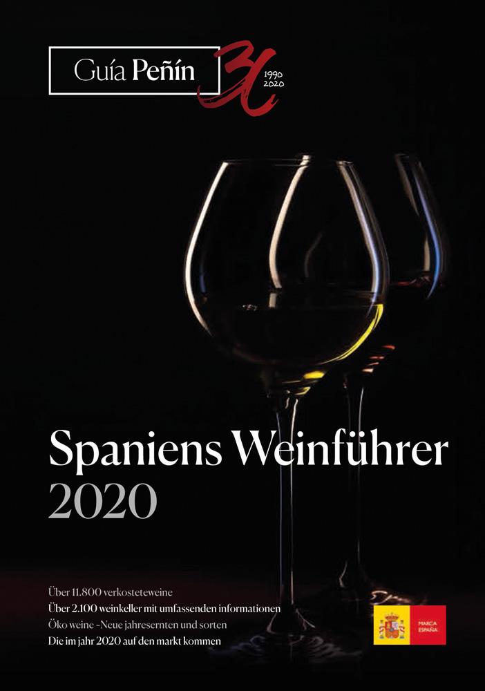 Guía Peñín Spaniens Weinführer 2020