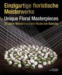 Front cover image Einzigartige Floristische Meisterwerke Unique Floral Masterpieces