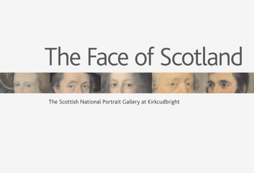 Face of Scotland, The: the Scottish National Portrait Gallery at Kirkcudbright