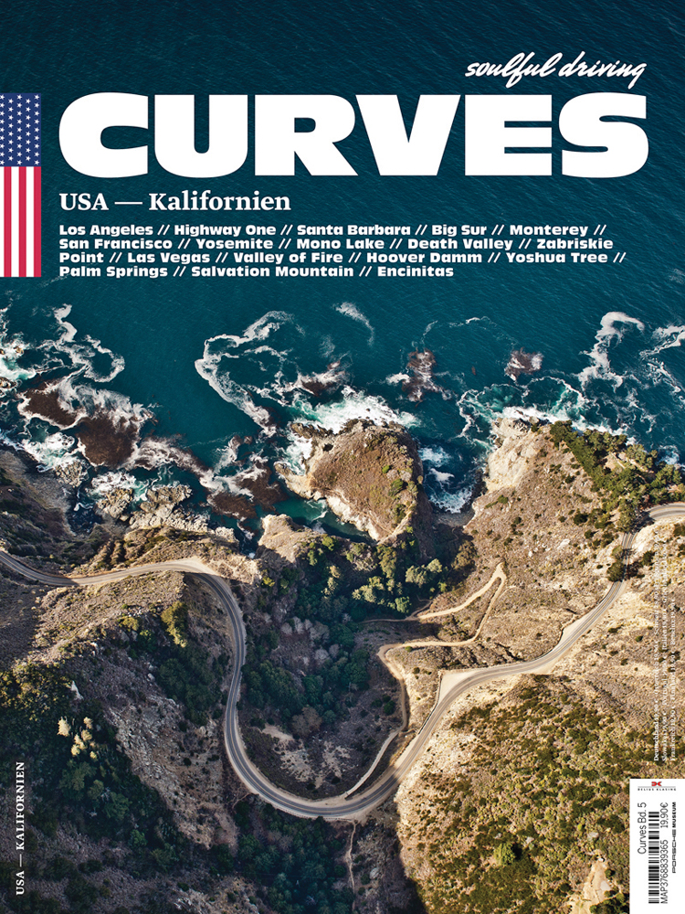 Curves: USA - California