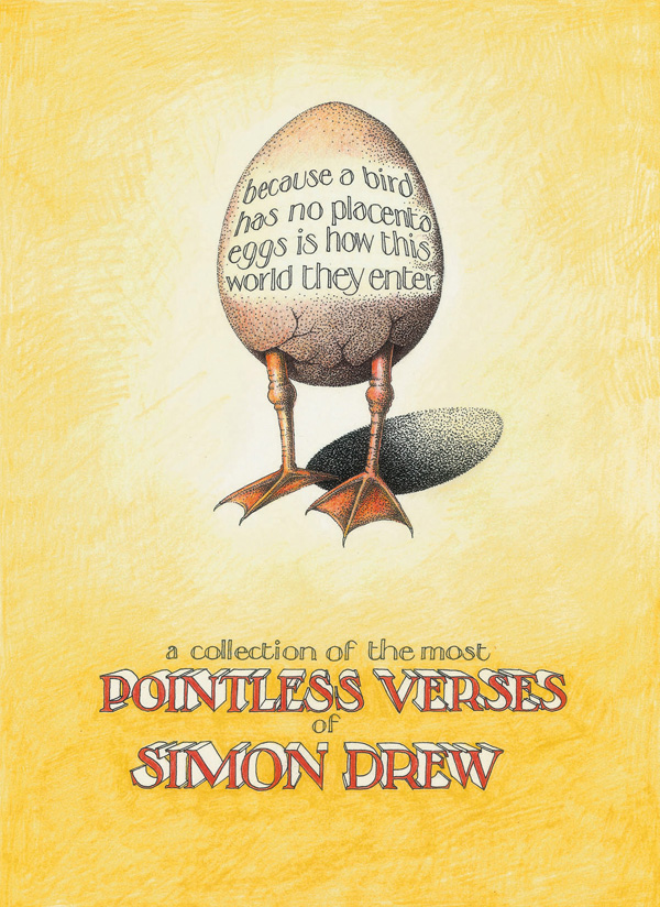 A Collection of the Most Pointless Verses of Simon Drew