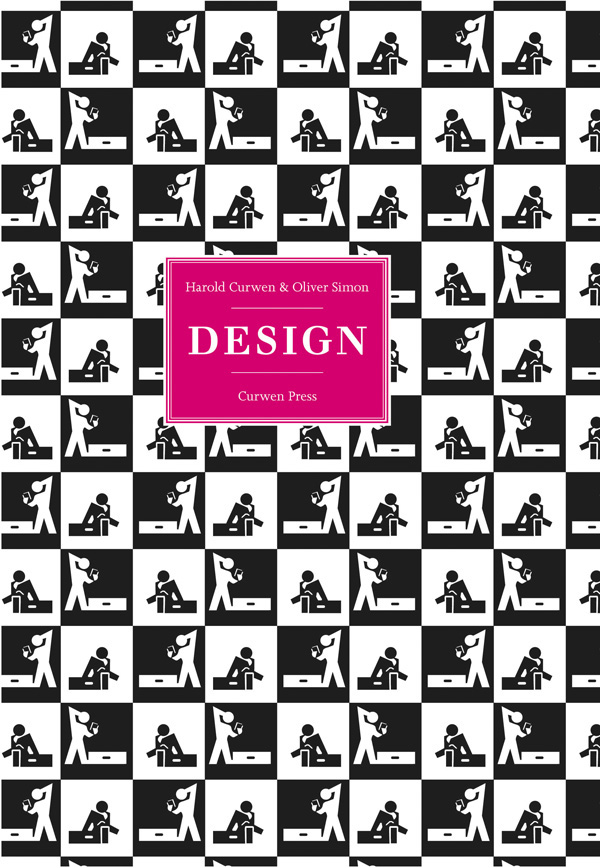 Harold Curwen and Oliver Simon Curwen Press: Design