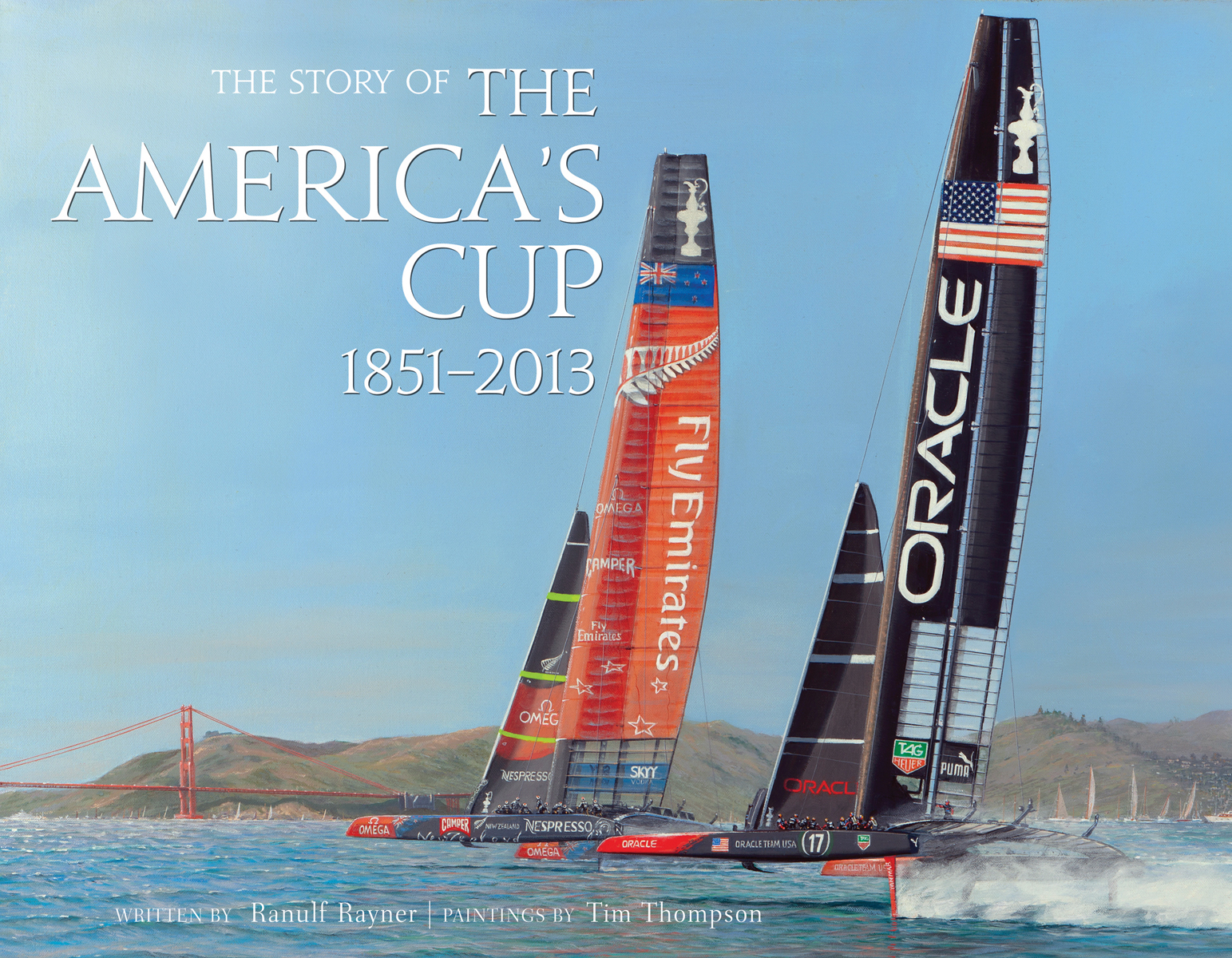 Story of the America's Cup: 1851-2013
