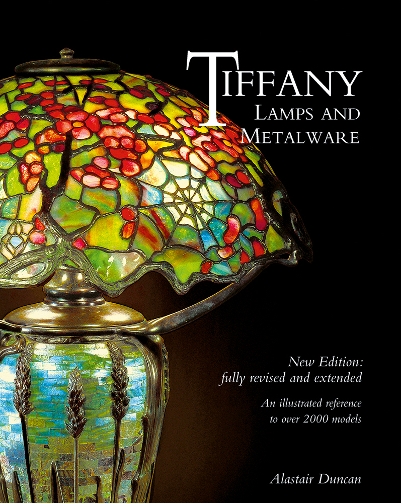 Tiffany Lamps and Metalware