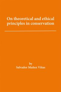 On Theoretical/Ethical Principles in Conservation