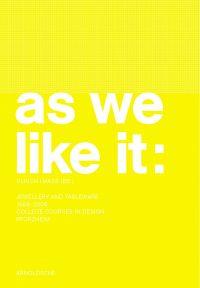 As We Like it