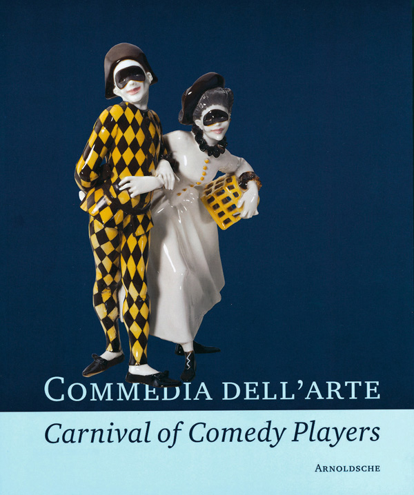 Commedia dell'Arte - Carnival of Comedy Players