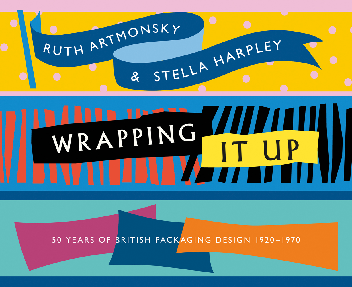Wrapping It Up: 50 Years of British Packaging Design 1920-1970