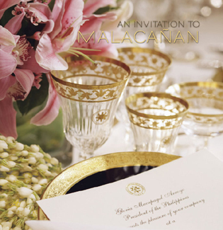An Invitation to Malacanan
