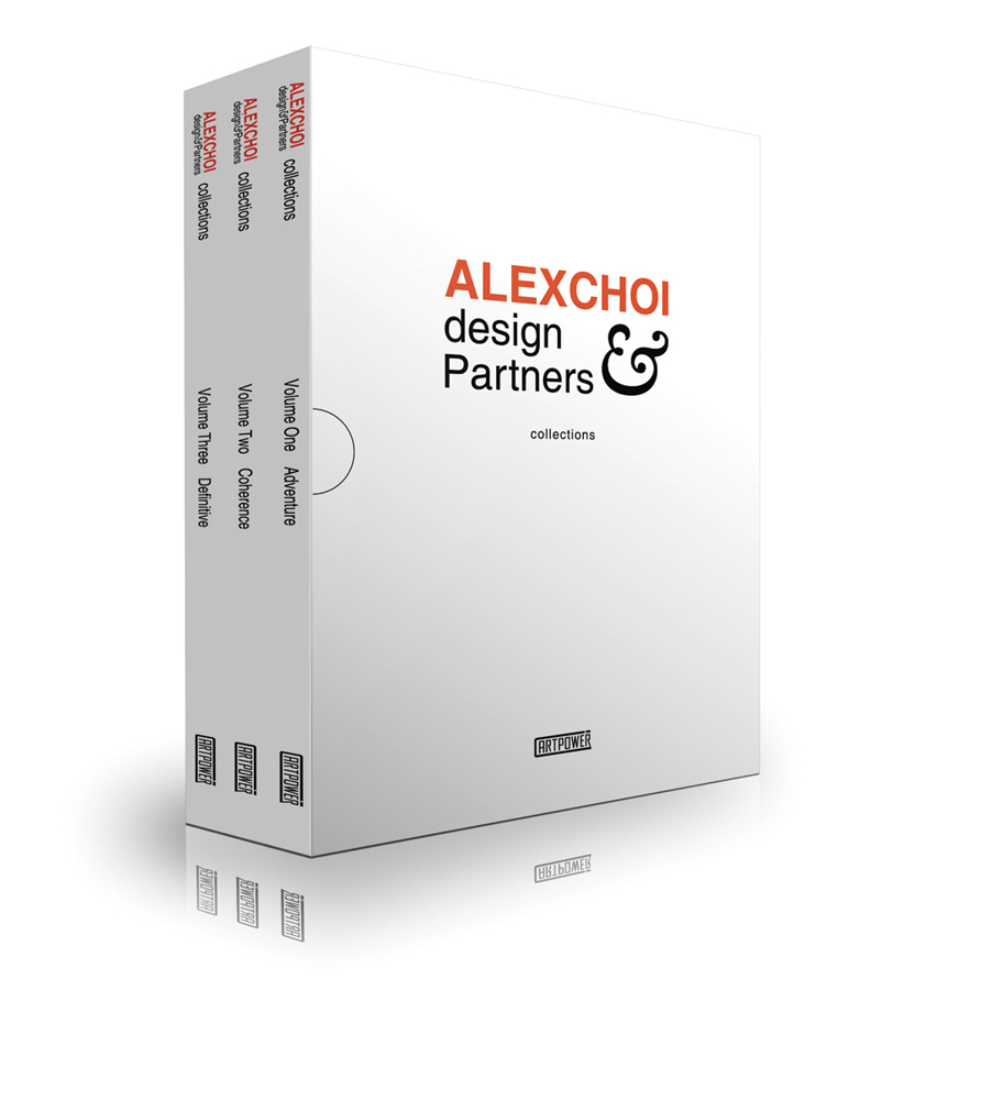 ALEXCHOI design & Partners: Collections