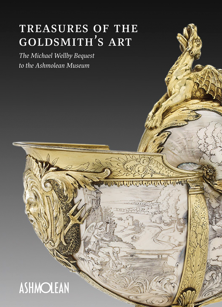 Treasures of the Goldmith's Art