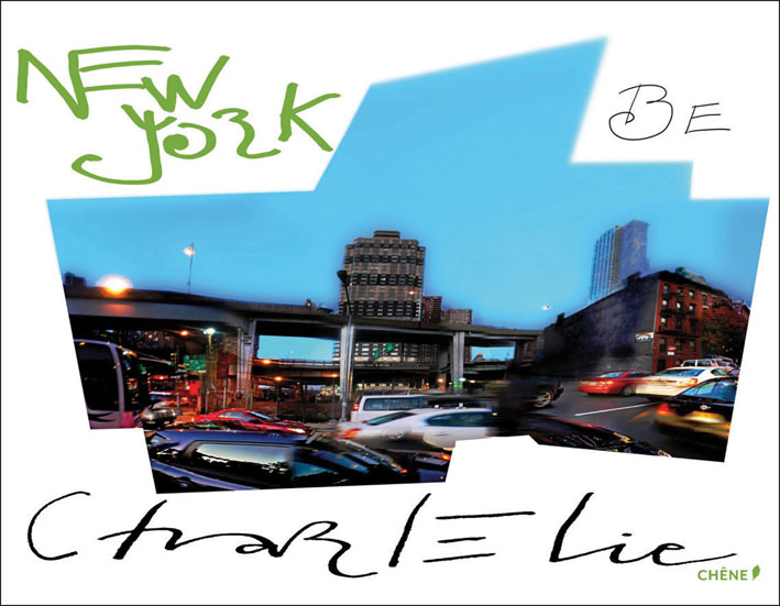 New York by Charlelie 2