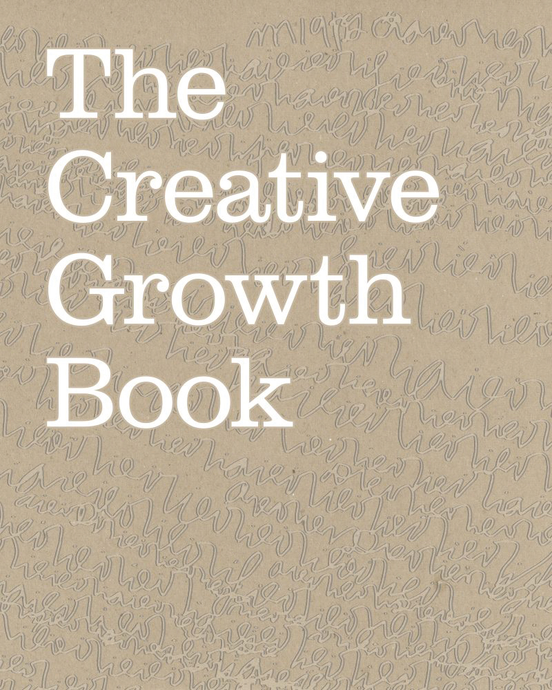 The Creative Growth Book