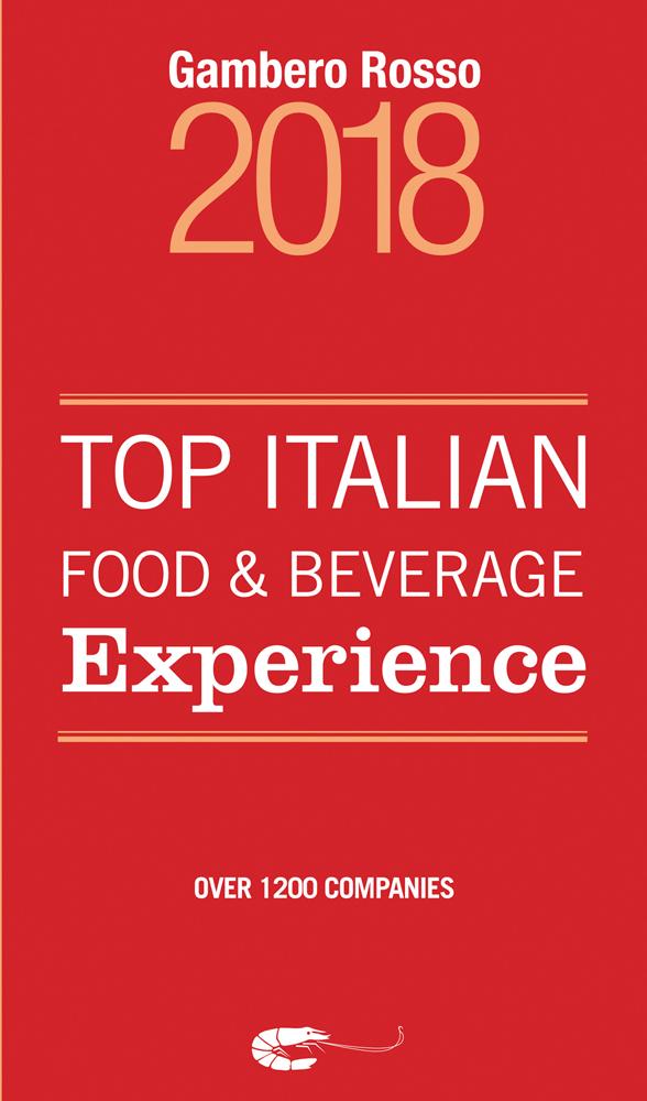 Top Italian Food & Beverage Experience 2018