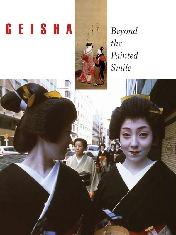 Geisha: Beyond the Painted Smile