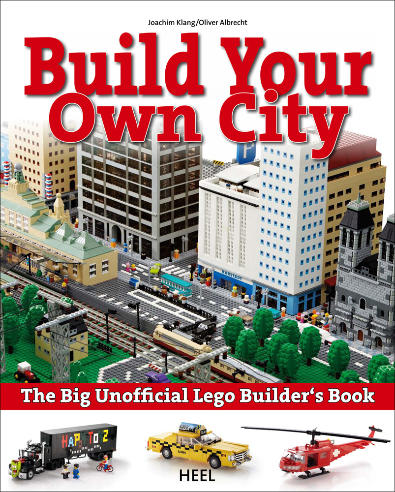 The Big Unofficial LEGO (R) Builder's Book