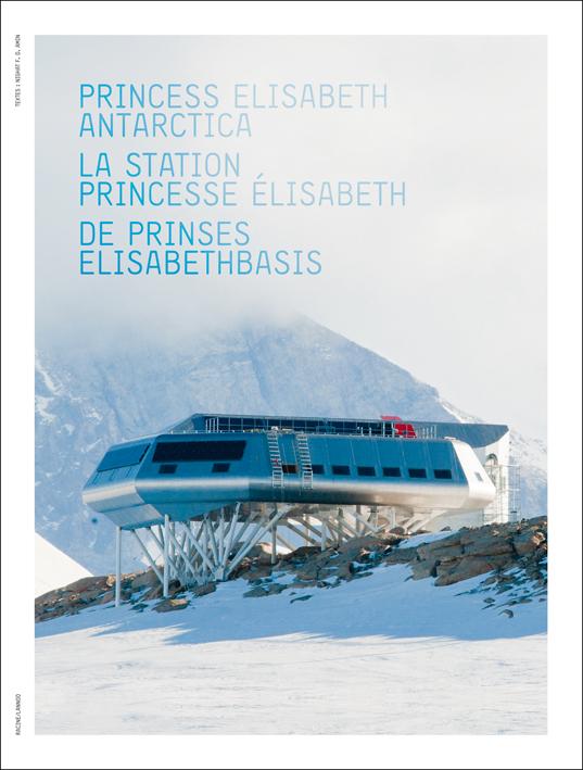 Princess Elizabeth Antarctica
