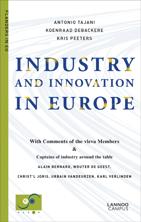 Industry and Innovation in Europe