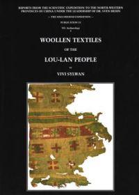 Woolen Textiles From Lou-Lan