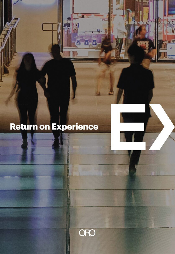 Return on Experience