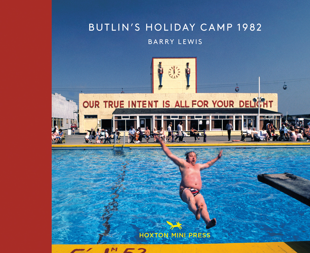 Butlin's Holiday Camp 1982