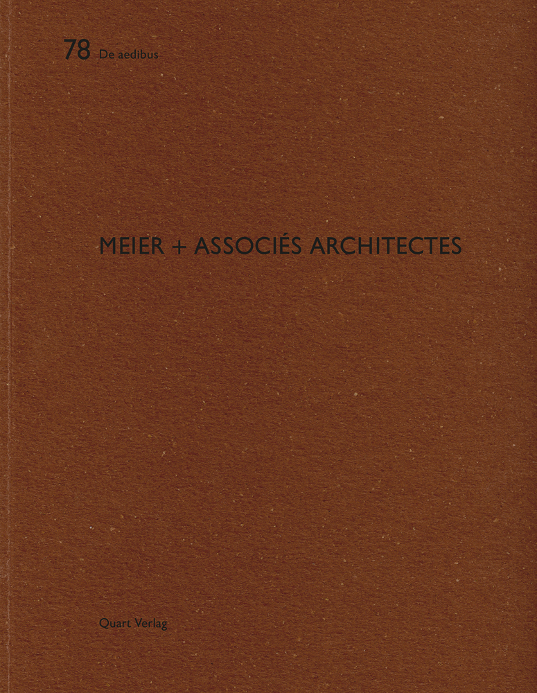 meier + associes architectes