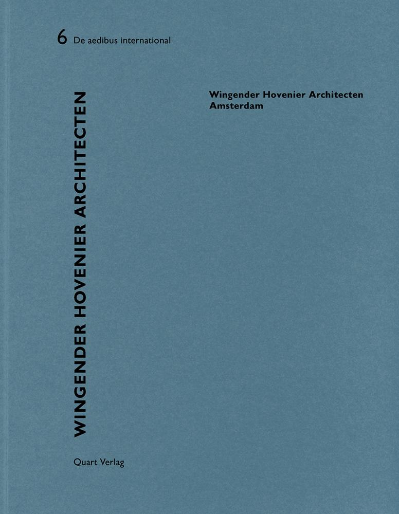 Wingender Hovenier Architecten - Amsterdam: De aedibus international 6