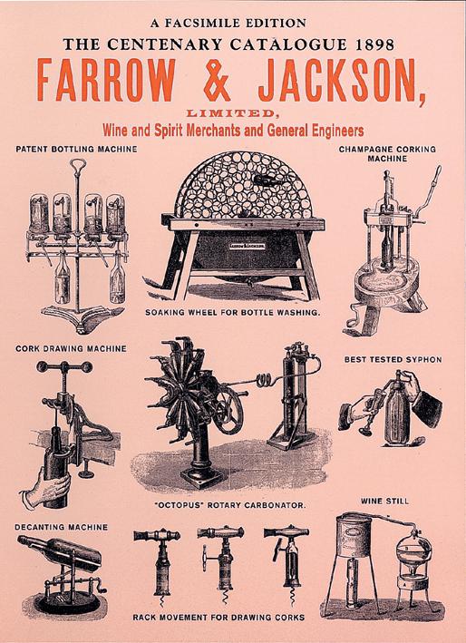 Farrow & Jackson, Limited