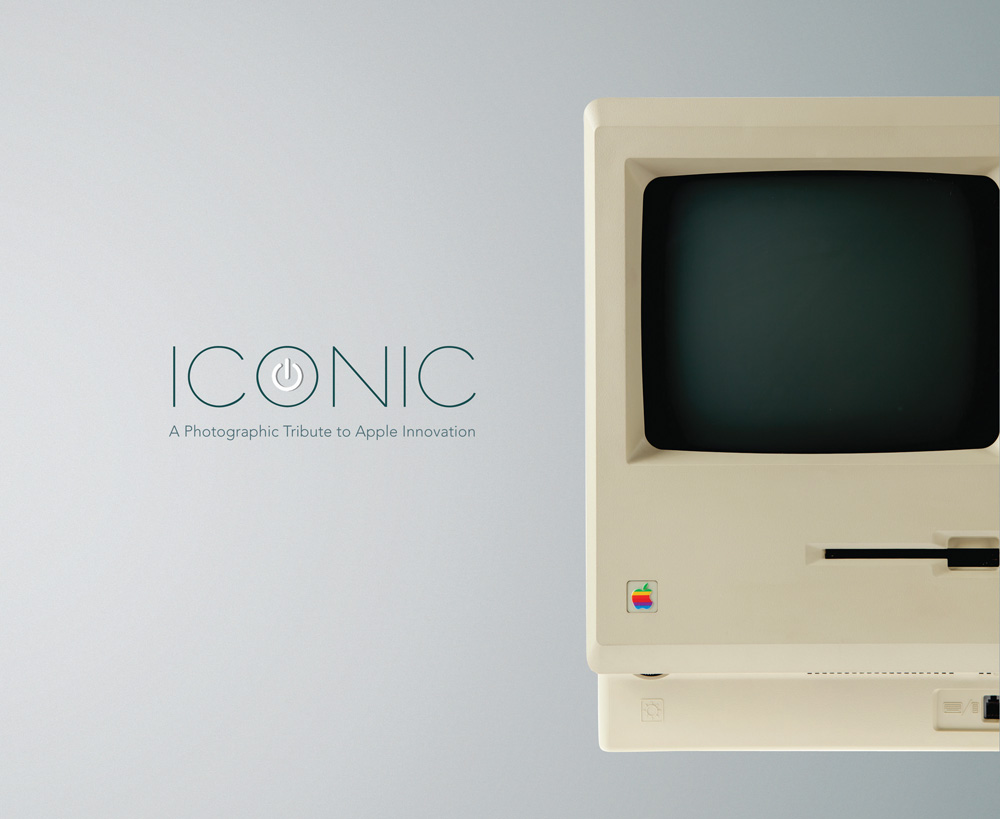 Iconic: A Photographic Tribute to Apple Innovation