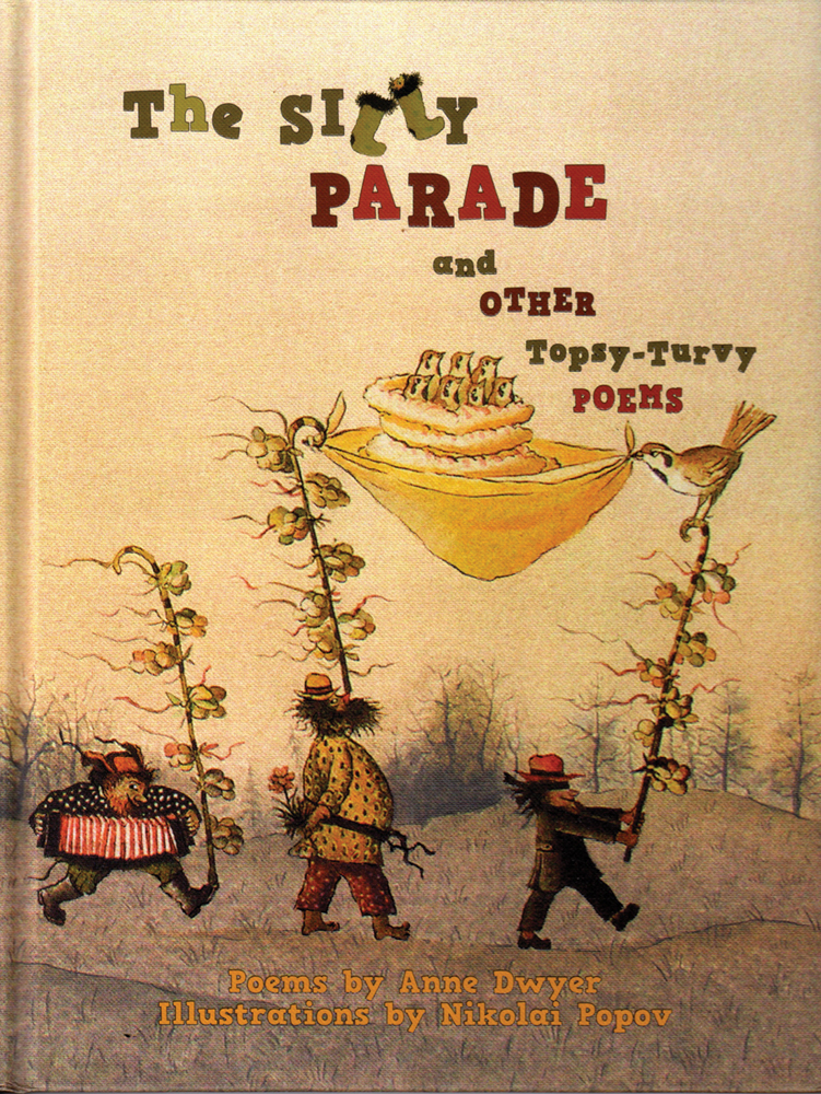 Silly Parade and Other Topsy-Turvy Poems