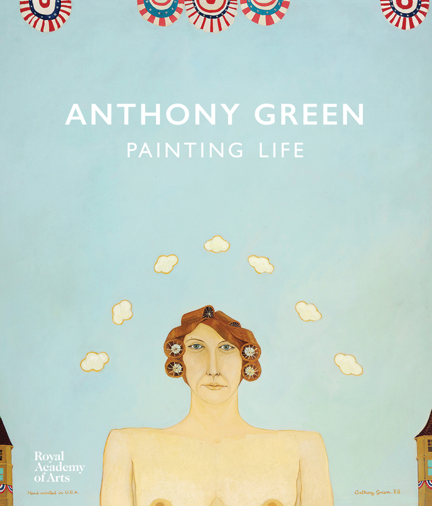 Anthony Green: A Painting Life