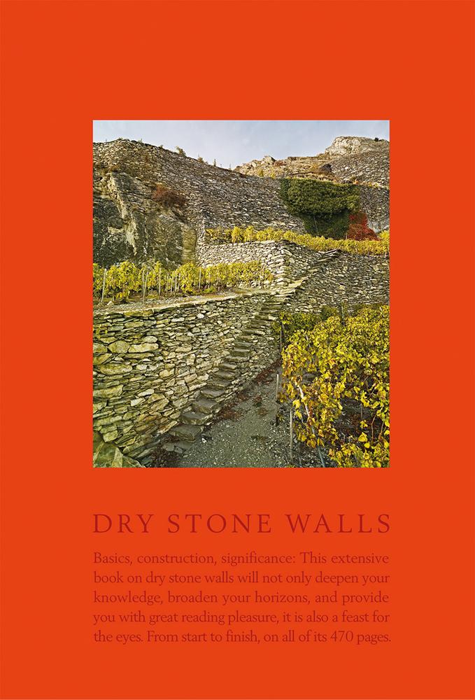 Dry Stone Walls - ACC Art Books UK